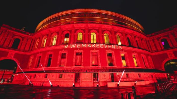 We Make Events Light it in Red